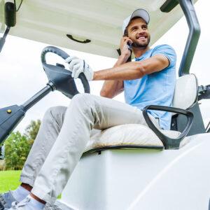 golf ride